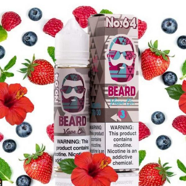 Beard 64 vape juice