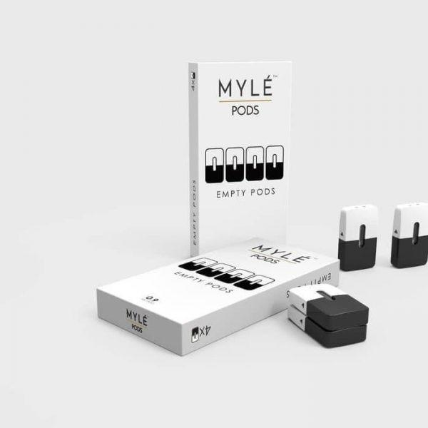 Myle Pod: Best Myle EMPTY PODS