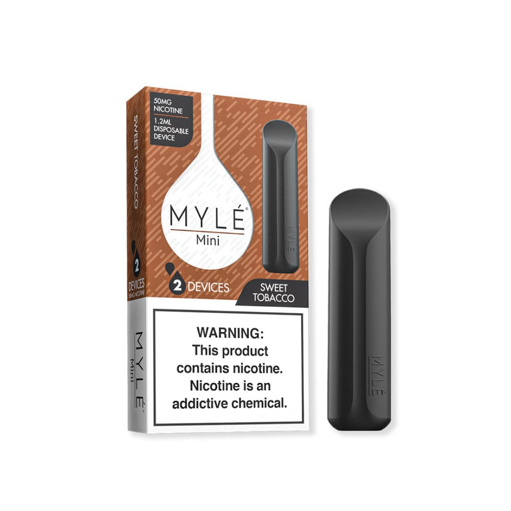BEST MYLÉ Mini – Sweet Tobacco Disposable Device New