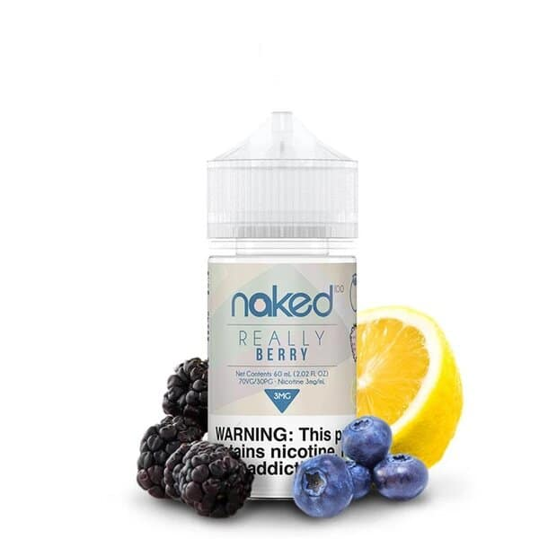 REALLY BERRY – NAKED 100 – 60ML