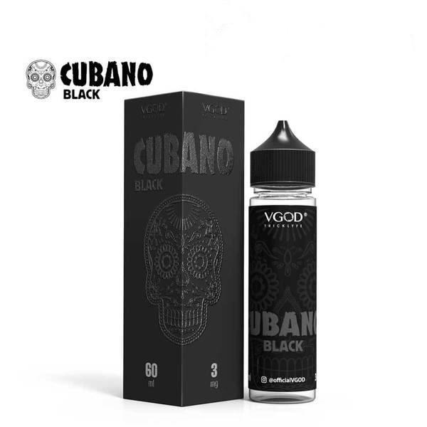 CUBANO BLACK – VGOD – 60ML