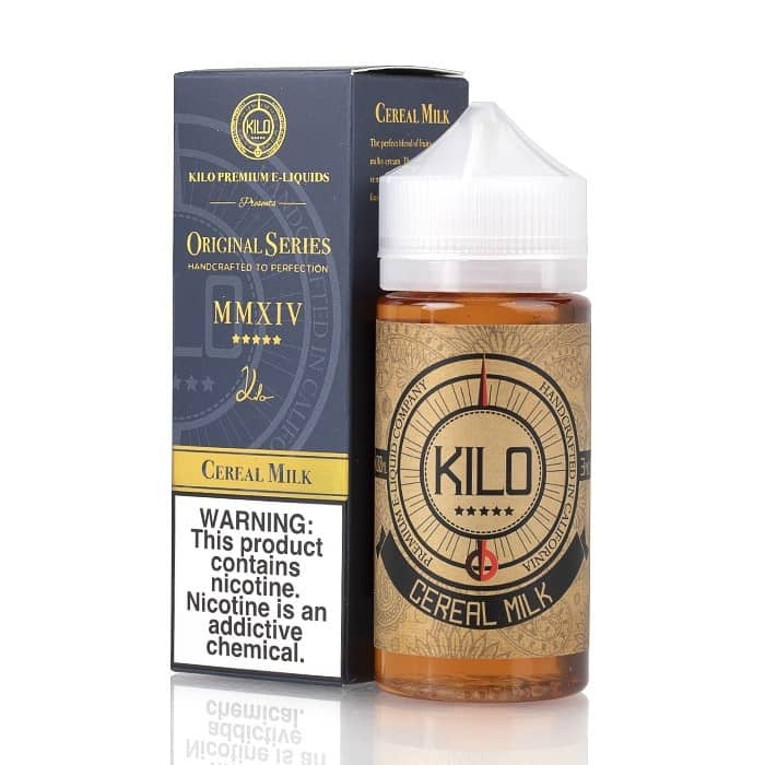 CEREAL MILK BY KILO ORIGINAL SERIES 100ML