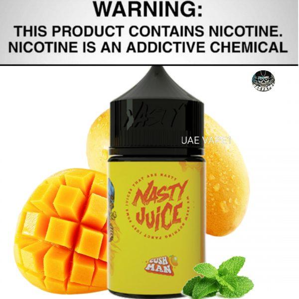 Cush Man E-liquid by Nasty Juice