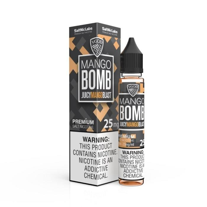 MANGO BOMB – VGOD SALTNIC – 30ML