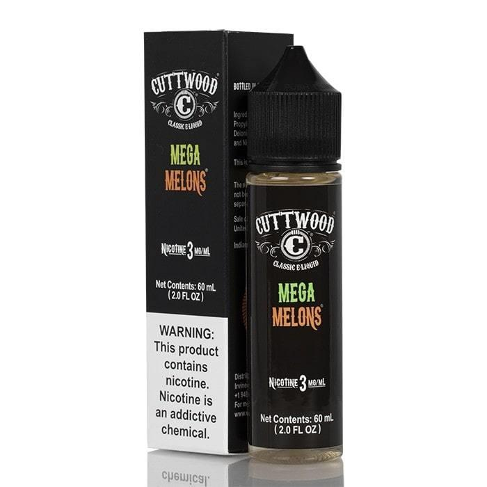MEGA MELONS BY CUTTWOOD – 60ML EDITION