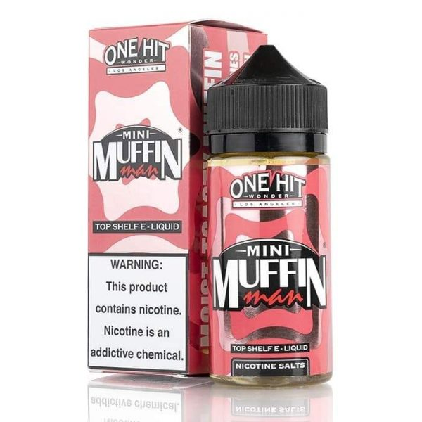 MINI MUFFIN MAN – ONE HIT WONDER – 100ML