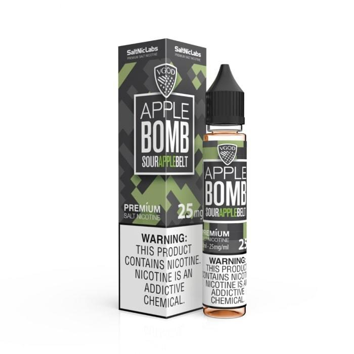 APPLE BOMB – VGOD SALTNIC – 30ML