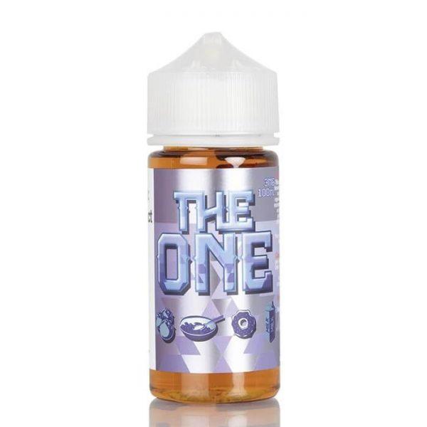 THE ONE BLUEBERRY E-LIQUID – BEARD VAPE CO. – 100ML