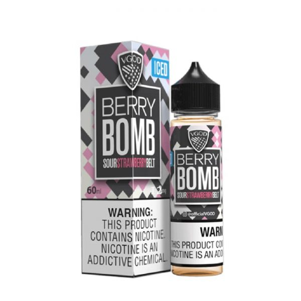 VGOD ICED BERRY BOMB IN DUBAI EJUICE 60ML