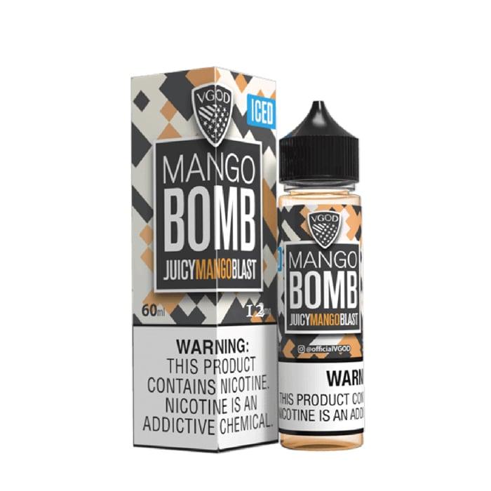 VGOD ICED MANGO BOMB IN DUBAI EJUICE 60ML