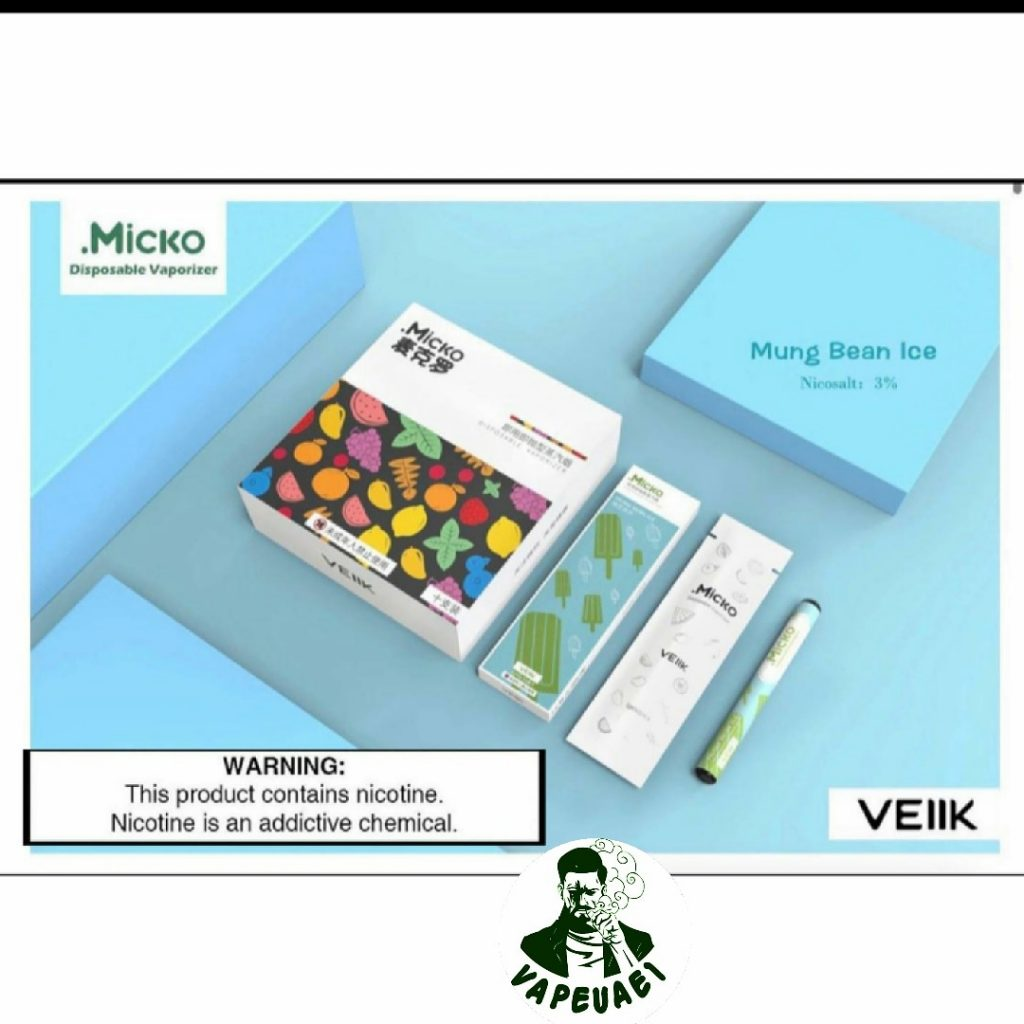 Micko Disposable By Veiik-Mung Ben Ice IN DUBAI/UAE
