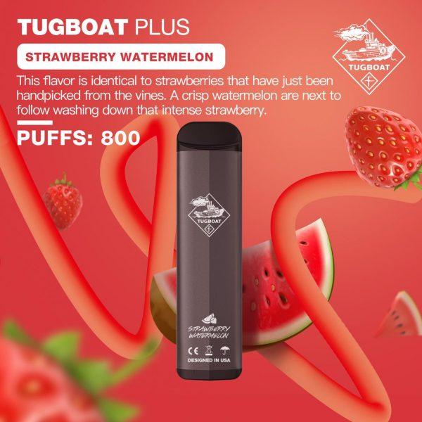 TUGBOAT PLUS STRAWBERRY WATERMELON IN DUBAI/UAE