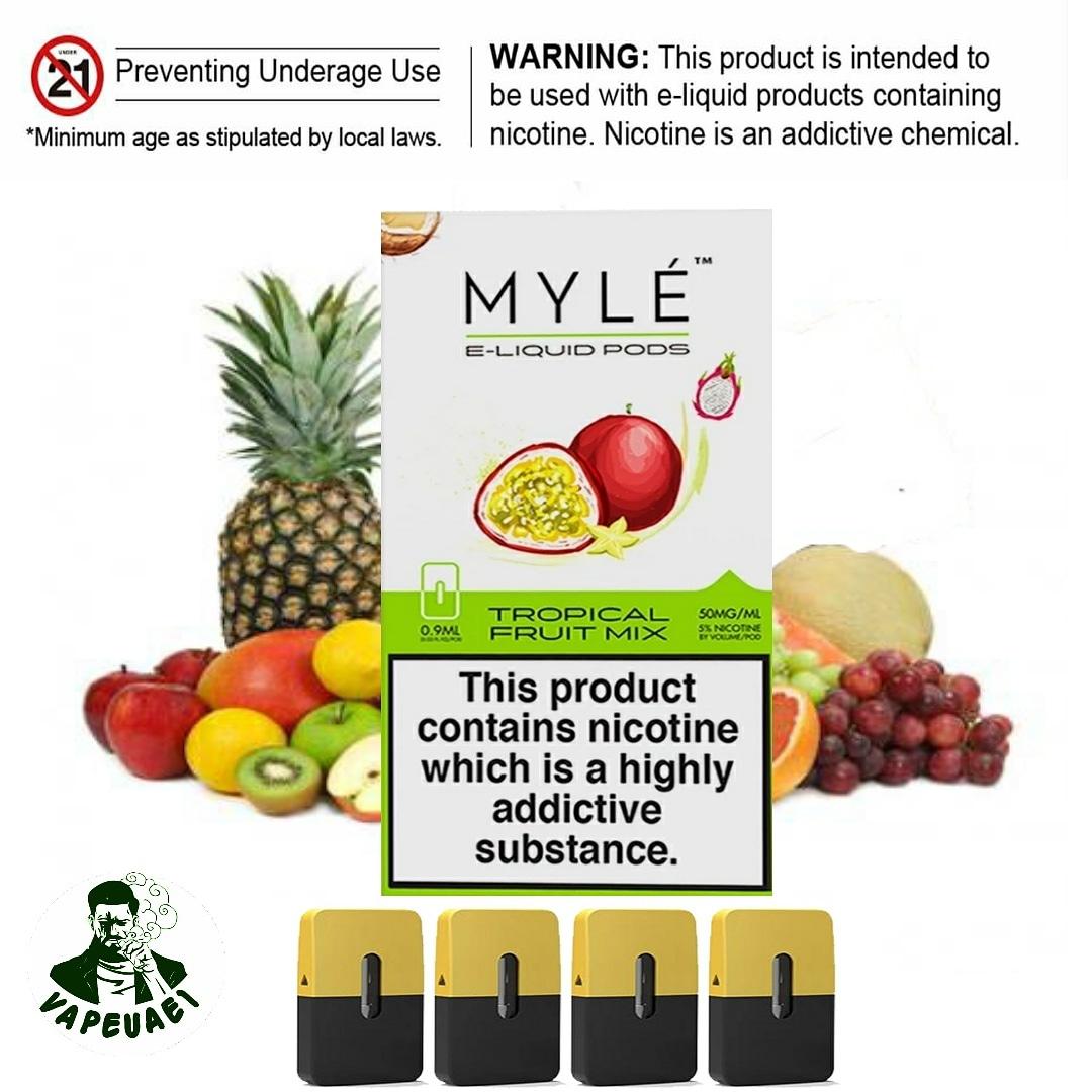MYLE POD TROPICAL FRUIT