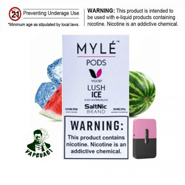 MYLE PODS LUSH ICE