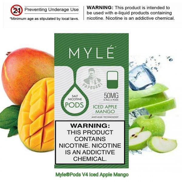 Iced Apple Mango MYLÉ Pod V4