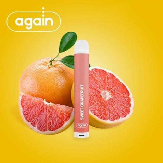 Again Dtl disposable Sweet Grapefruit