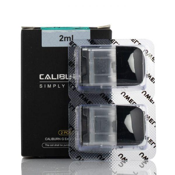 Uwell - Caliburn G / KOKO Prime Replacement Pods (2)