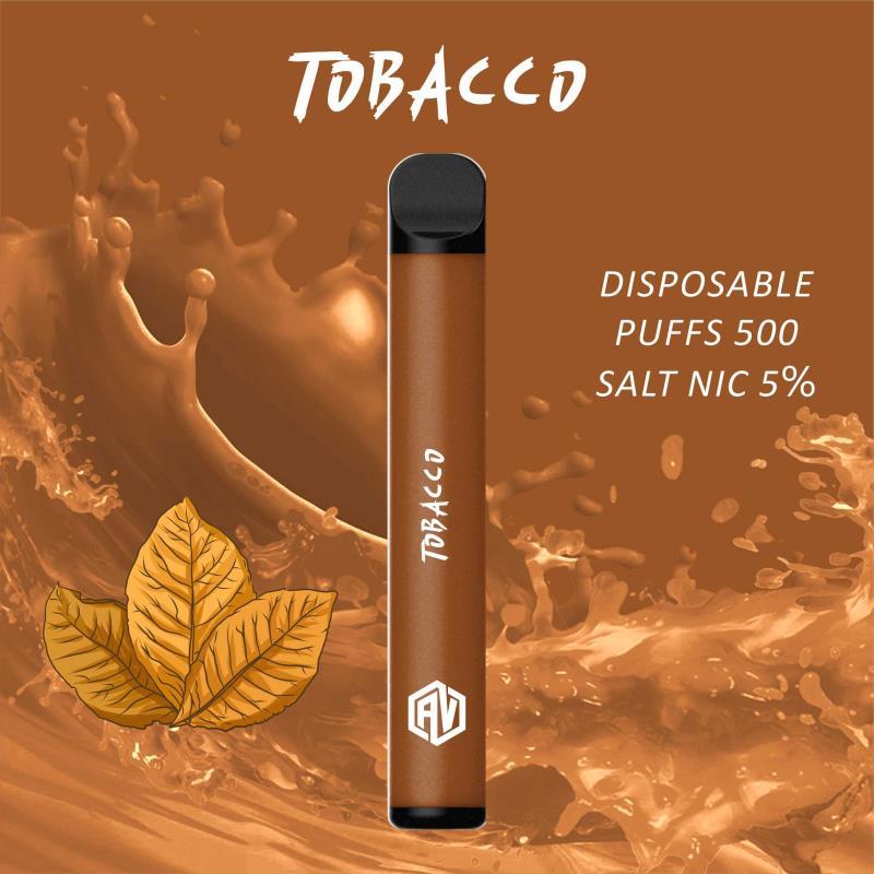 AV Disposable Pod System tobacco