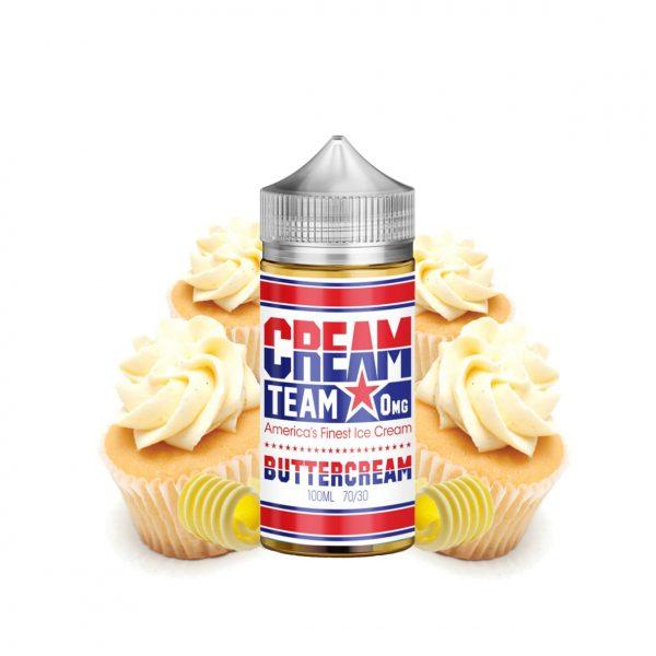 Buttercream by Cream Team E-Liquid – 100mL