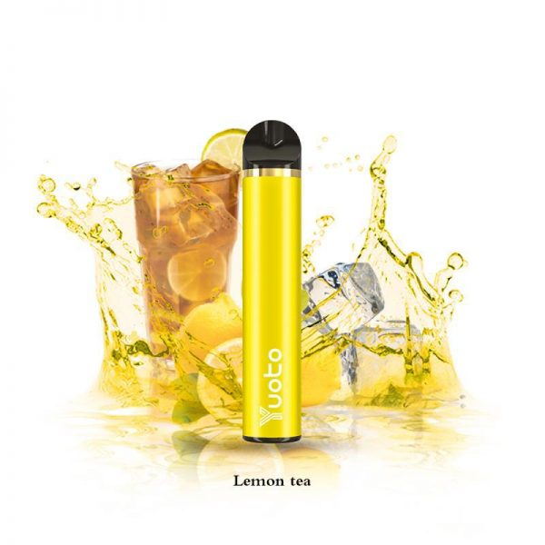 Yuoto Lemon Tea Disposable