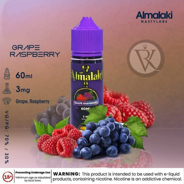 Grape Raspberry by Almalaki 2