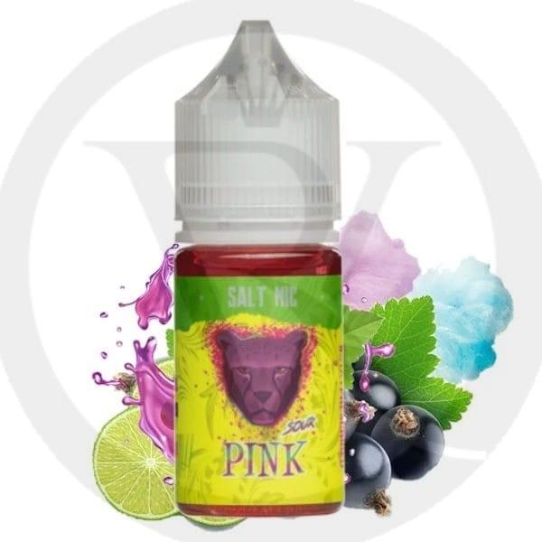 Pink sour by dr vape saltnic