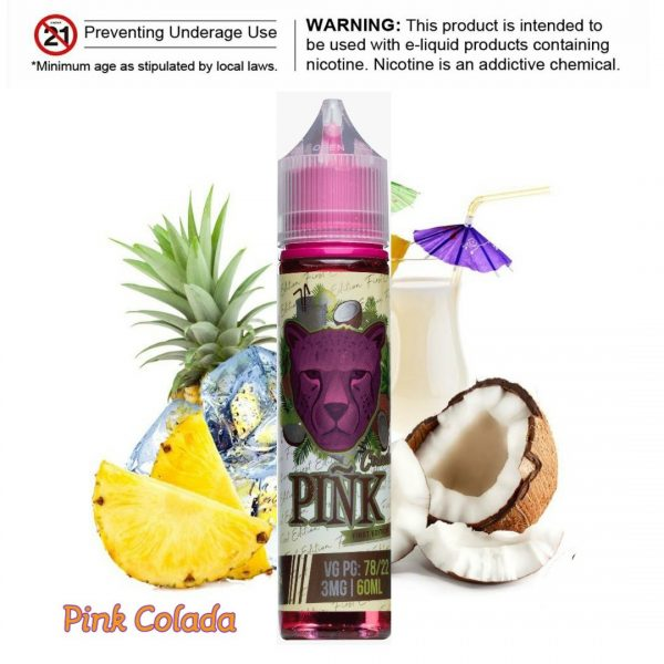 pink colada by dr vapes
