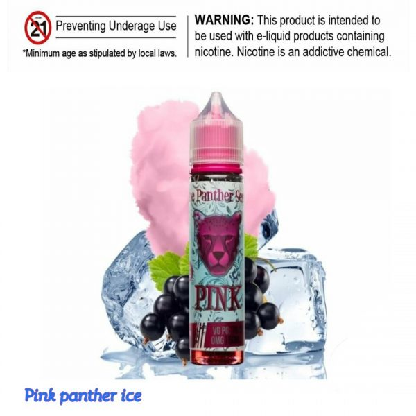 pink panther ice by dr vapes