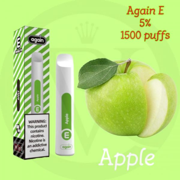 Again E disposable pod Apple