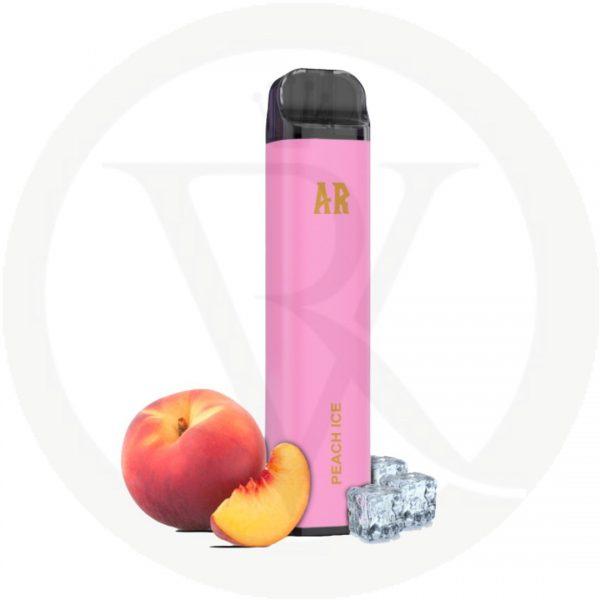 Arabisk 1600 Puffs Peach Ice