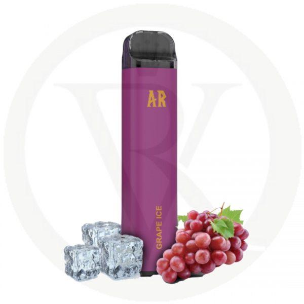arabisk ar disposable grape ice 1600 puffs